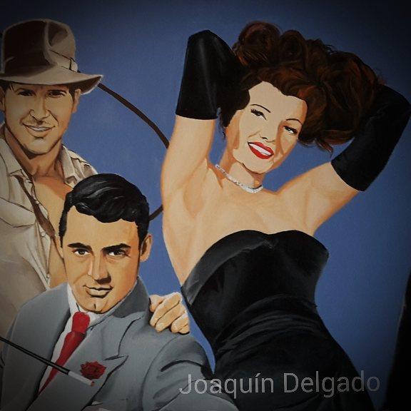 Joaquin delgado PopArt cinema