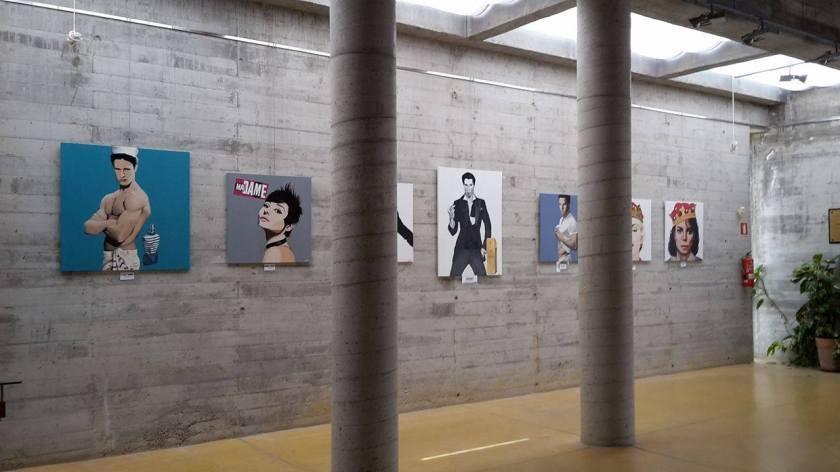 Exposición joaquindel popart