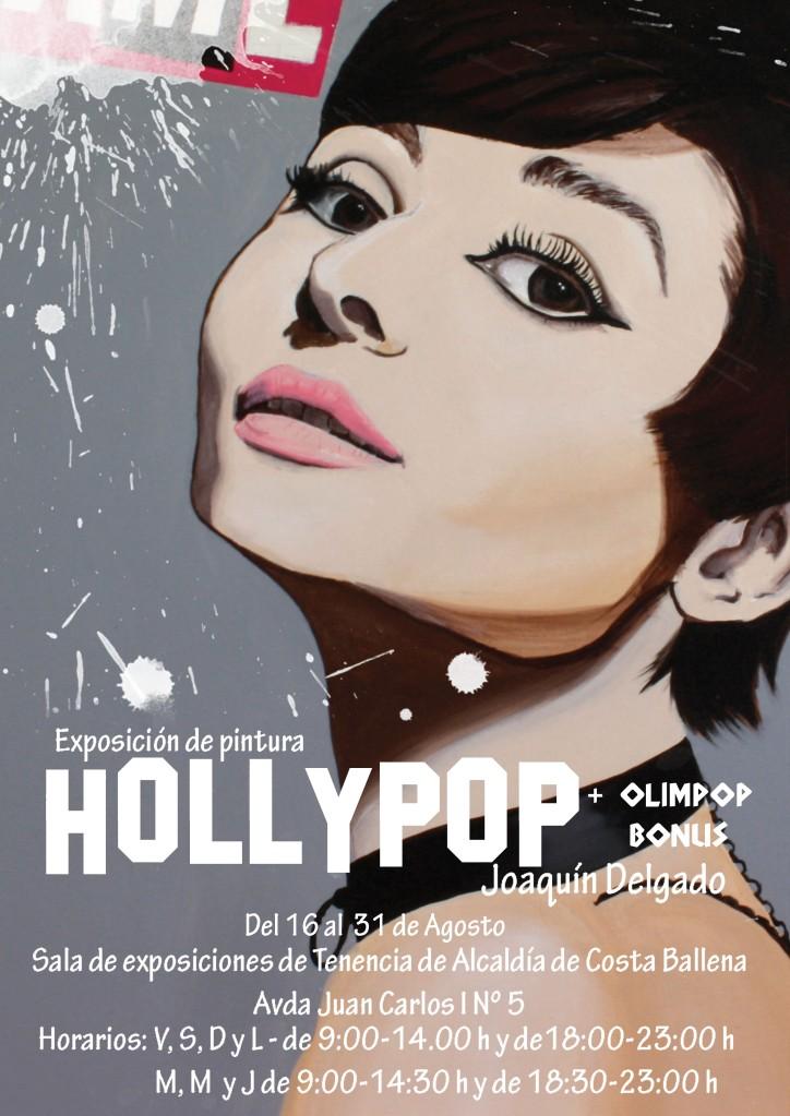 2015 Costa Ballena Hollypop, joaquin delgado popart